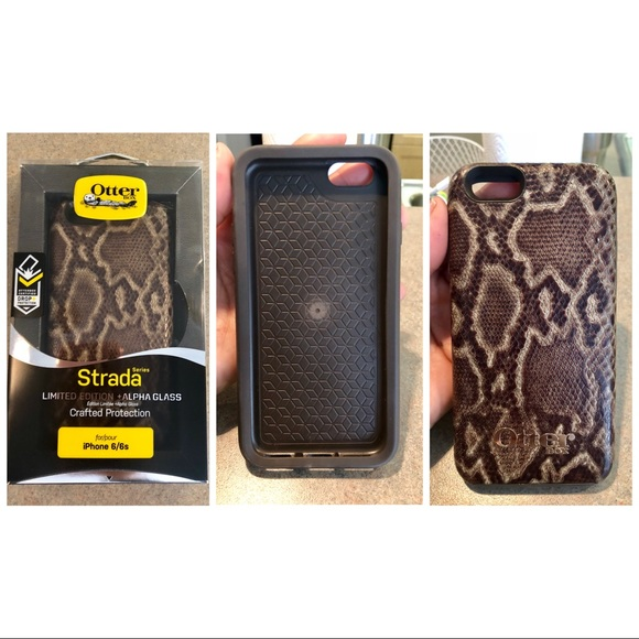 info for c5a6b 34006 Limited Edition Otterbox Strada iPhone 6/6S Case